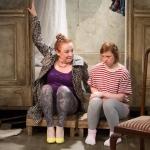 Sarah and Melanie Royal Exchange Theatre production of Crocodiles