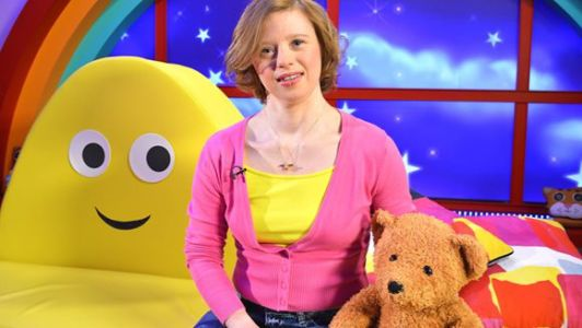 CBeebies: Sarah reads About A Bear