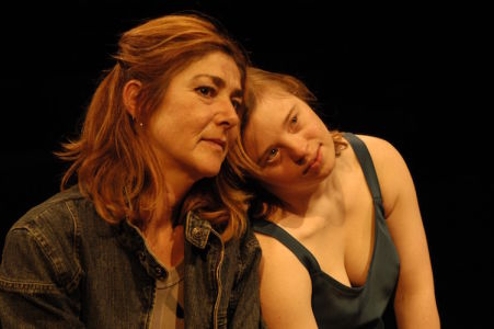 Sarah Gordy and Janice McKenzie in Once We Were Mothers