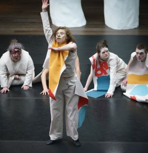 Sarah Gordy in The Rite at The Royal Opera House