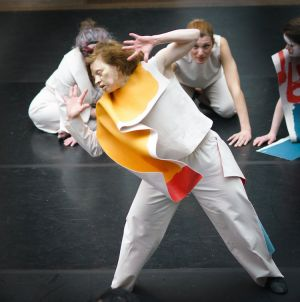 Sarah Gordy and Culture Device Dance Project dancing The Rite at ROH