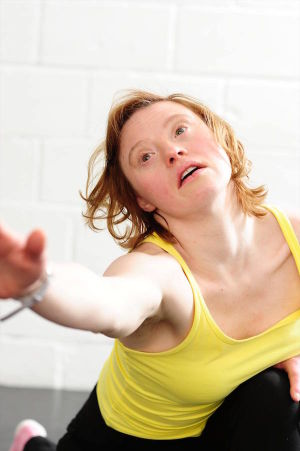 Sarah Gordy in Culture Device Dance Project