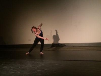 Sarah Gordy dance Hackney Showroom