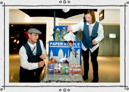 'Paper People' with Kazzum Theatre
