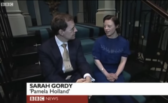 SarahGordy_BBCInterview_UpstairsDownstairs