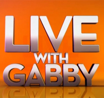 'Live with Gabby' on Channel 5 – 13th March