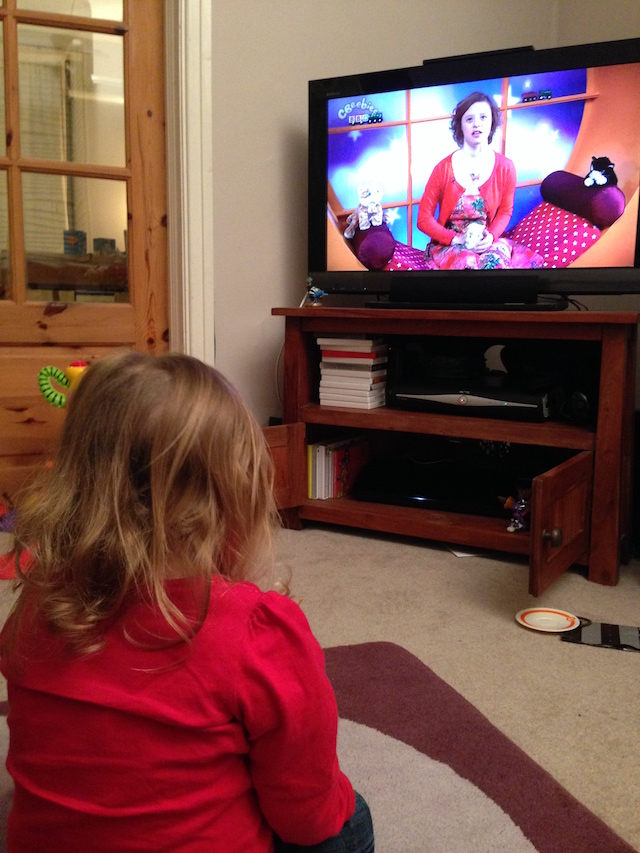 BBC CBeebies Bedtime Stories