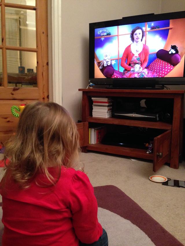 BBC CBeebies Bedtime Stories
