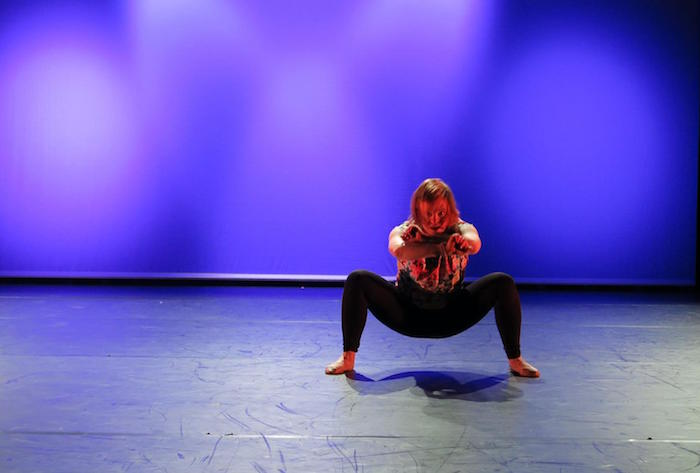 Dance show in Canterbury on 14th Dec