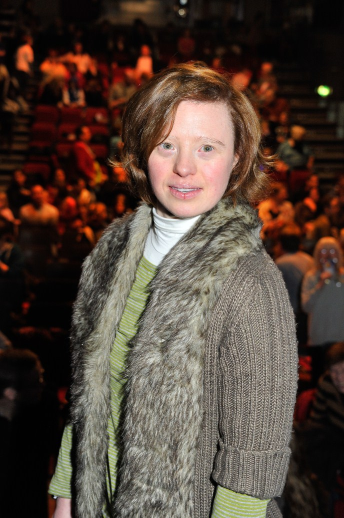 Sarah Gordy at Circus Starr