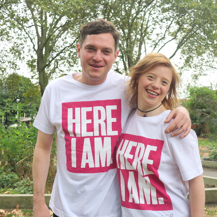 #HereIAm Mencap's new campaign