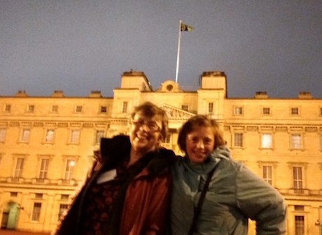 Celebrating Mencap at Buckingham Palace