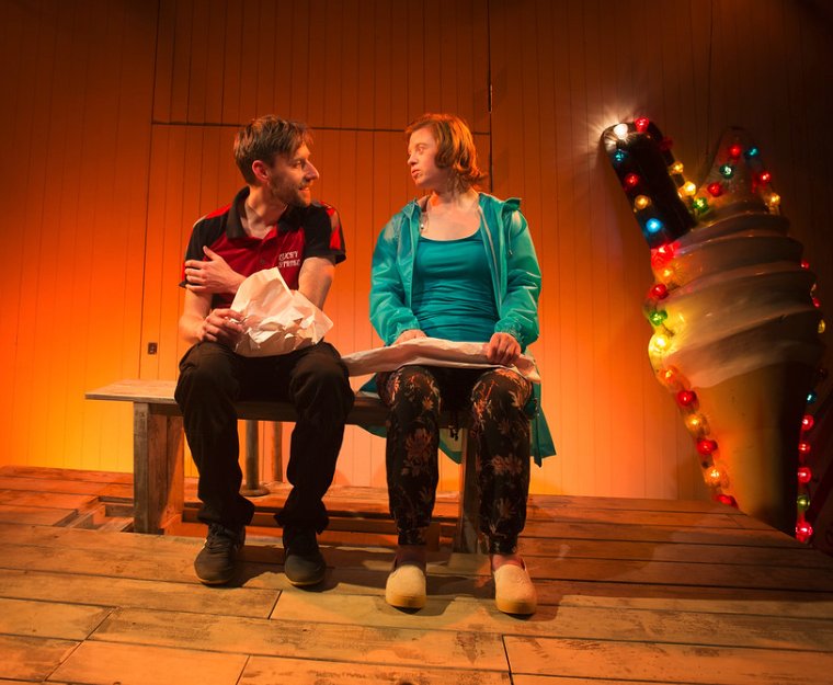 4 star reviews for Jellyfish at the Bush Theatre