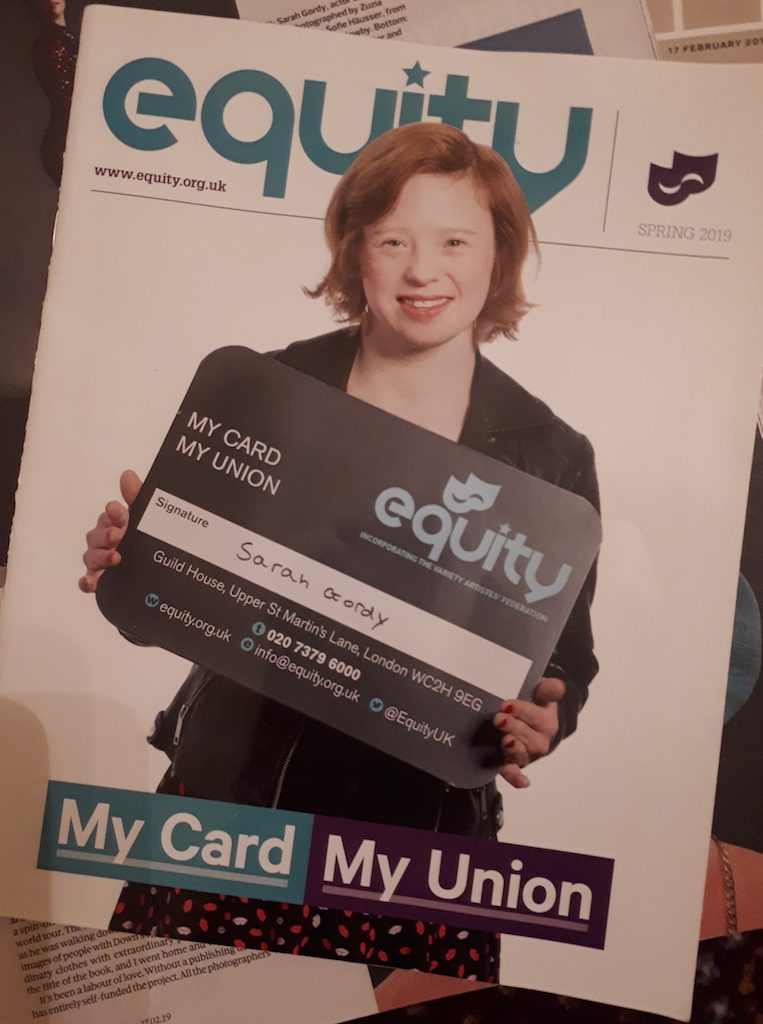 Equity: My Card My Union