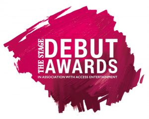 The Stage Debut Awards logo