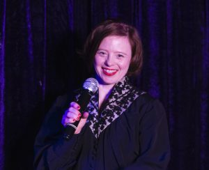 An audience with Sarah Gordy and special guests